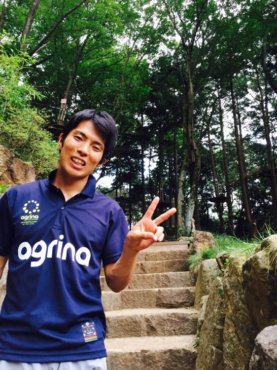 スポーツウェア 夏休み 関東リーグ開催の箱根を楽しむ