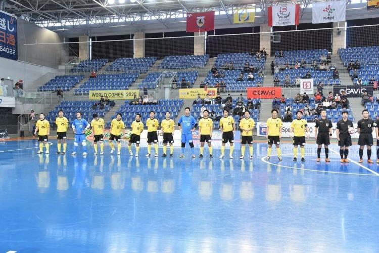 スポーツウェア F地域チャンピオンズリーグ準優勝