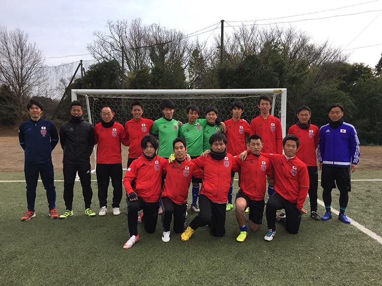 CPサッカー日本代表 2017IFCPF世界選手権予選リーグ組み合わせ