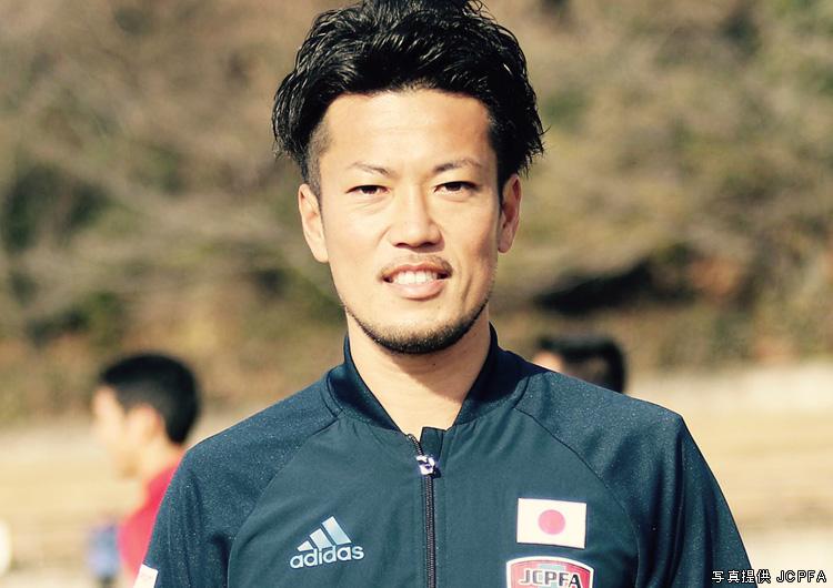 荒田雅人選手 CPサッカー日本代表監督就任のお知らせ