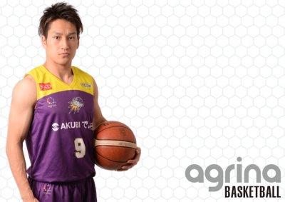 バスケットボールプレイヤー坂井耀平選手とブランドアドバイザリー契約締結の画像