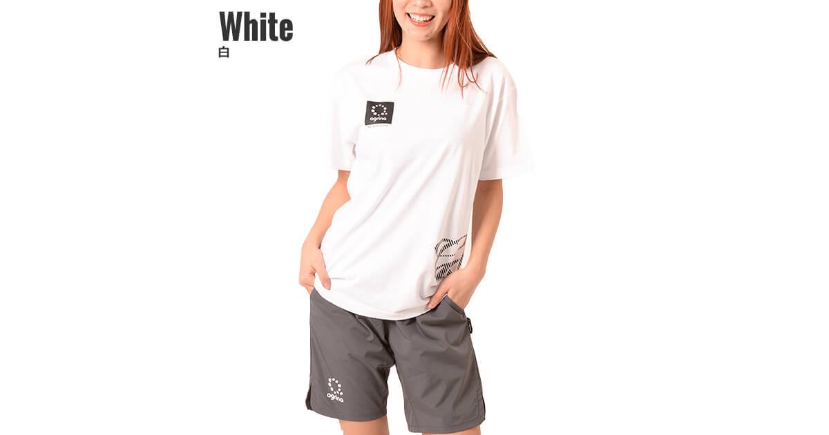スポーツウェア 白