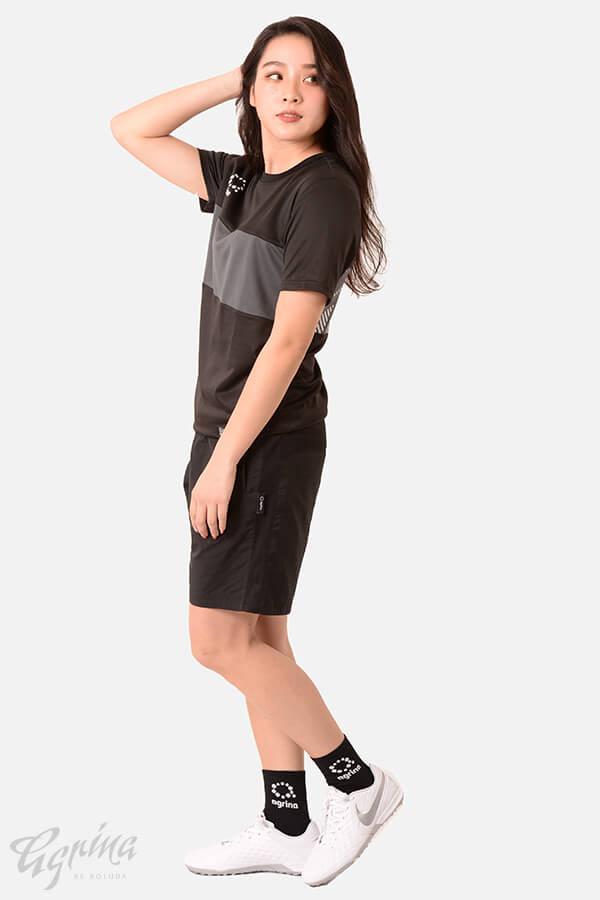 コンベルティトレーニングシャツ Black