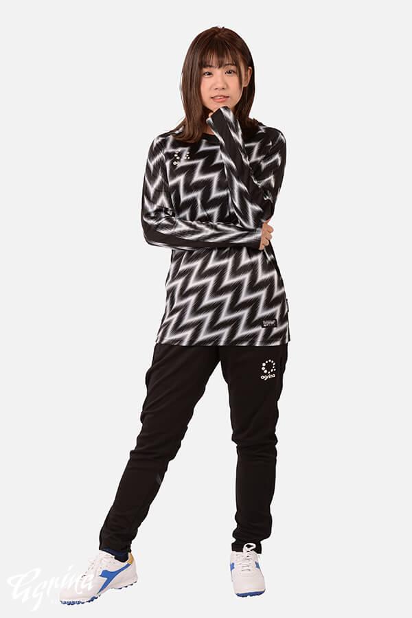 ラヤグラロングスリーブプラクティスシャツ Black