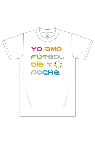 アモールTシャツ White