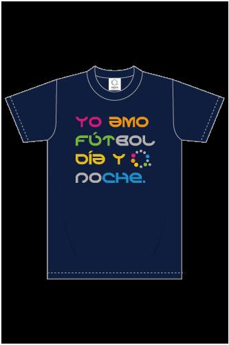 アモールTシャツ Navy