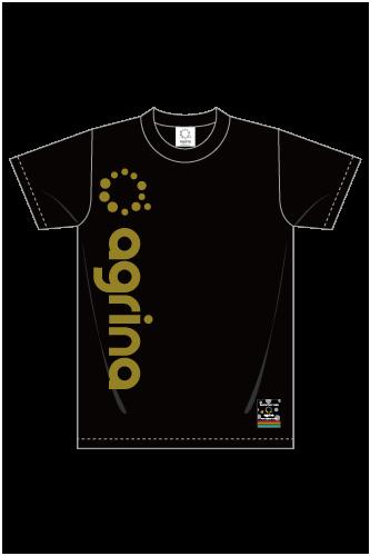 ディエスTシャツ Black