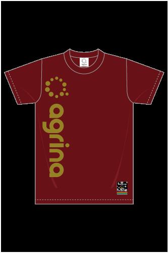 ディエスTシャツ Burgundy
