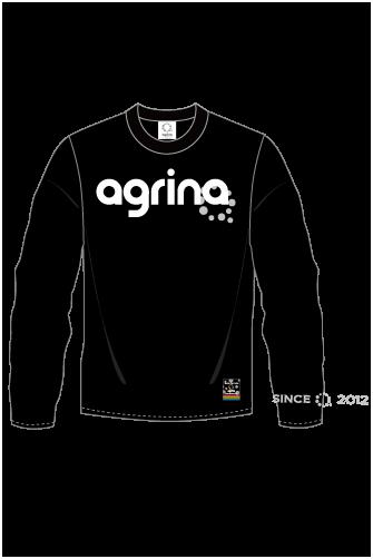 オンビグラコンロングTシャツ Black