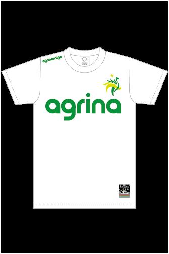 アグリナミーゴプラクティスシャツ White