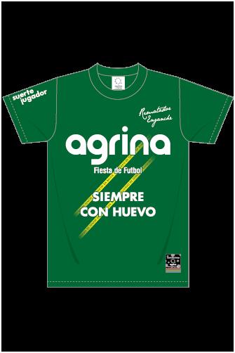 ブラジルボンフィンプラクティスシャツ Green