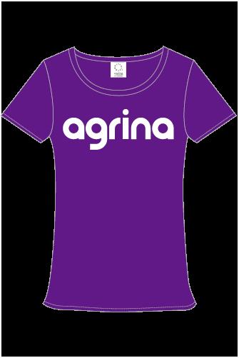 ドルミールフライスTシャツ V.Purple