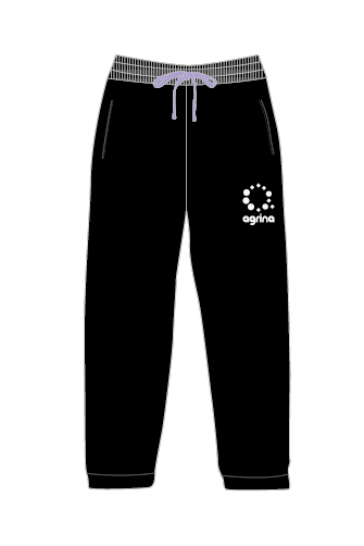 ソレグランデスウェットパンツ Black