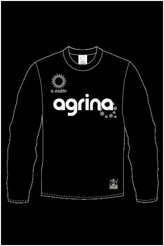 エルロロングプラクティスシャツ Black