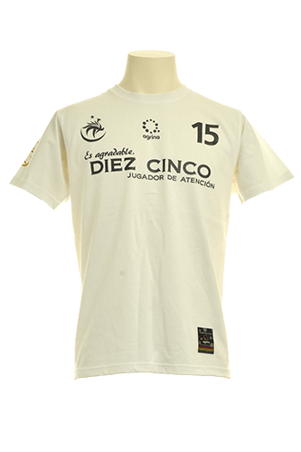 フォルトナドコットンTシャツ White