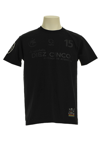フォルトナドコットンTシャツ Black
