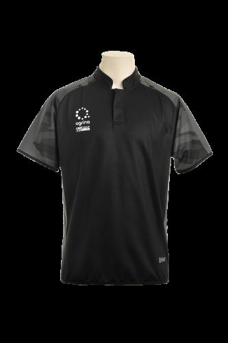 カモガスプラクティスシャツ Black