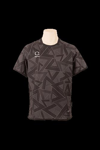 トゥリアプラクティスシャツ Black