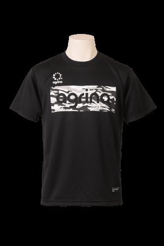 エナモラドカモプラクティスシャツ Black