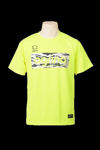 エナモラドカモプラクティスシャツ F.Yellow