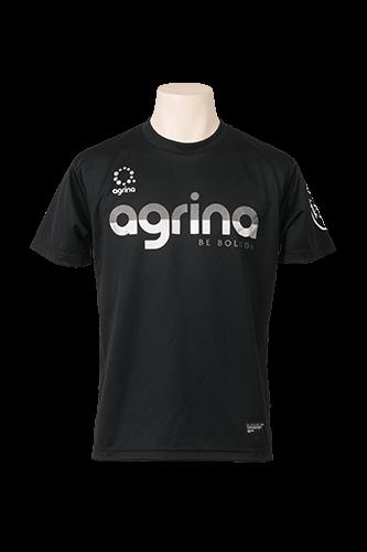 バリネアグラデプラクティスシャツ Black