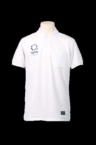 レドンドールアT/Cポロシャツ White