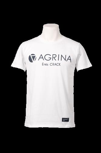 CRACKマルグスタルコットンTシャツ White