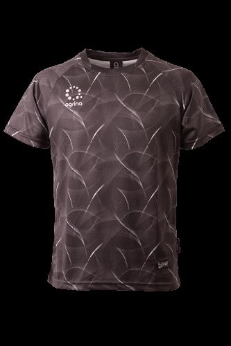シルクイナフィットプラシャツ Black
