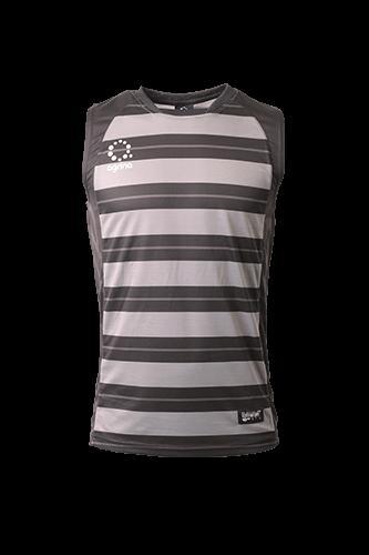 エクサクティノースリーブプラシャツ Black