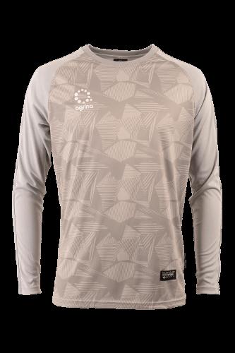 ブラソスロングプラシャツ Gray