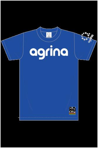 ジュニアバモスTシャツ Royal Blue