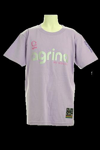 ジュニアレイナコットンTシャツ L.Purple