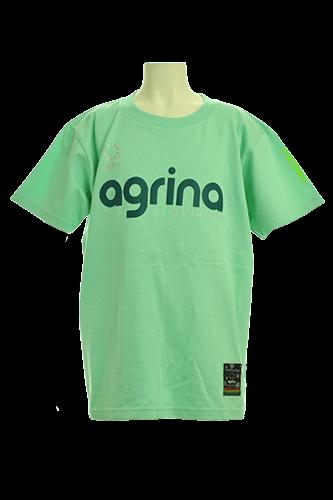 ジュニアレイナコットンTシャツ I.Green