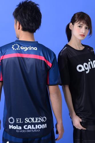 アグリナ 昇華ビーレーラプラクティスシャツ