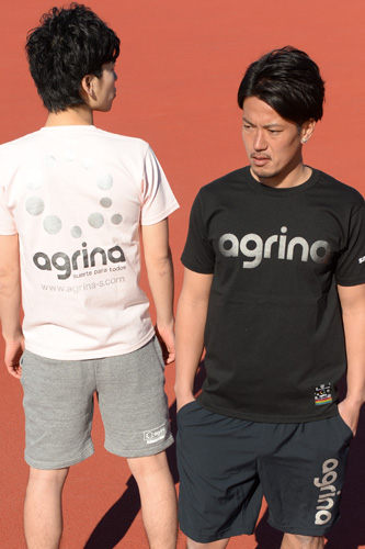 アグリナ グランデコットンTシャツ