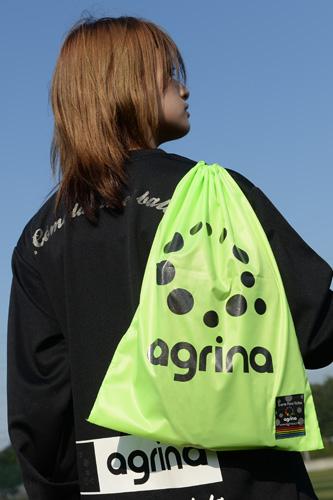 アグリナ レイナシューズバッグ