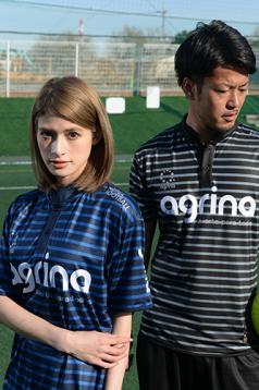 アグリナ / agrina レンシア昇華プラシャツ