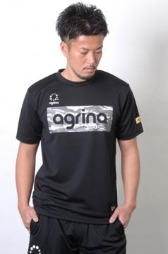 アグリナ / agrina カモグラプラクティスシャツ