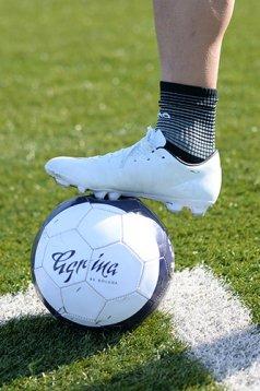 アグリナ / agrina コンティサッカーミドルソックス