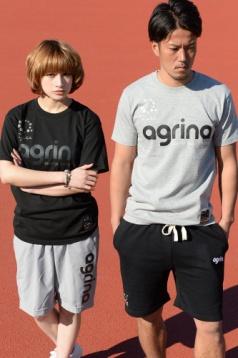アグリナ / agrina ペルーダコットンTシャツ