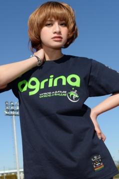 アグリナ / agrina セグンドコットンTシャツ