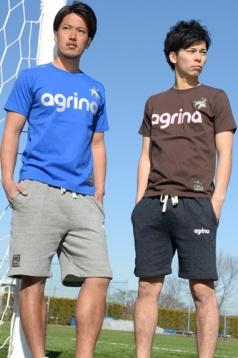 アグリナ / agrina アグリナミーゴコットンTシャツ