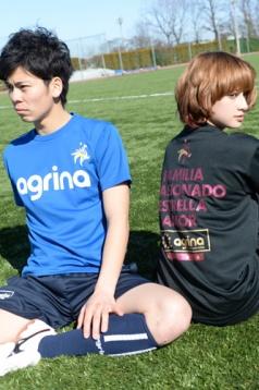 アグリナ / agrina アグリナミーゴプラクティスシャツ