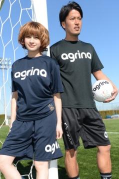 アグリナ / agrina グランデプラクティスシャツ
